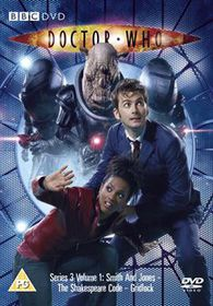 Doctor Who - Series 3 Vol.1 (Tennant) - (Import DVD)