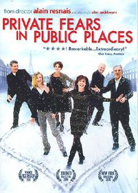Private Fears in Public Places - (Region 1 Import DVD)
