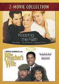 Keeping the Faith/Preacher's Wife - (Region 1 Import DVD)