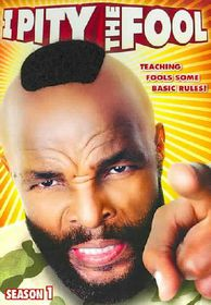I Pitty the Fool - (Region 1 Import DVD)
