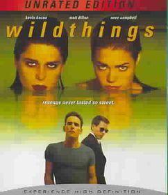 Wild Things - (Region A Import Blu-ray Disc)