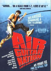 Air Guitar Nation - (Region 1 Import DVD)