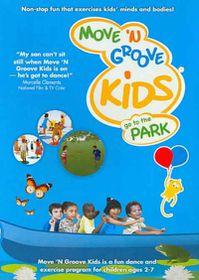Move N Groove Kids Vol 2 - (Region 1 Import DVD)