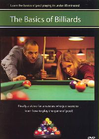 Basics of Billiards - (Region 1 Import DVD)