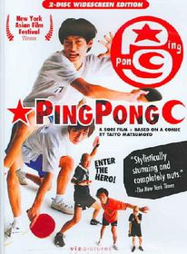 Ping Pong - (Region 1 Import DVD)
