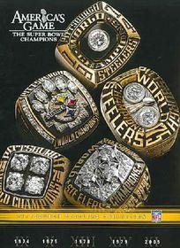 NFL America's Game: Pittsburgh Steelers - (Region 1 Import DVD)