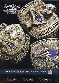 NFL America's Game: New England Patriots - (Region 1 Import DVD)