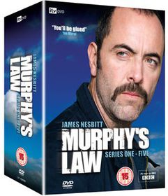 Murphy's Law Complete Boxset (Series 1 to 5) - (parallel import)