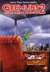 Gremlins 2: The New Batch - (DVD)