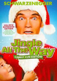 Jingle All the Way Family Fun Edition - (Region 1 Import DVD)