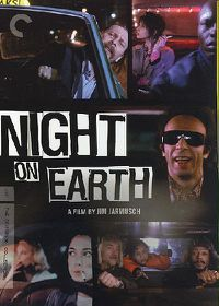 Night on Earth - (Region 1 Import DVD)