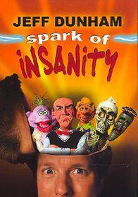 Jeff Dunham:Spark of Insanity - (Region 1 Import DVD)