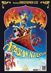 Arabian Adventure - (Import DVD)