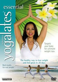 Essential Yogalates - (Import DVD)