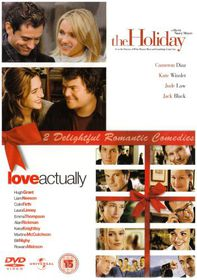 Holiday / Love Actually - (Import DVD)