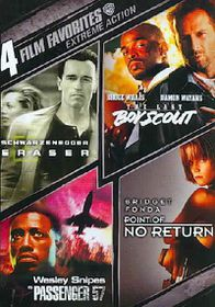 4 Film Favorites:Extreme Action - (Region 1 Import DVD)