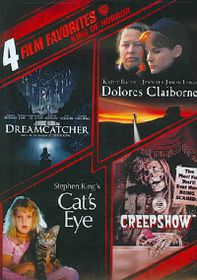 4 Film Favorites:Stephen King - (Region 1 Import DVD)