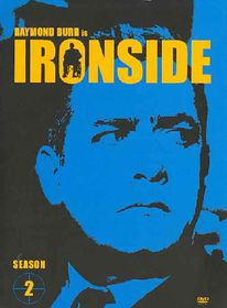 Ironside:Season Two - (Region 1 Import DVD)