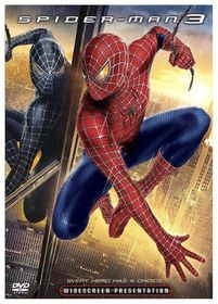 Spider-man 3 - (Region 1 Import DVD)