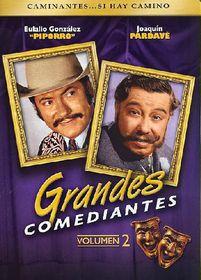 Grandes Comediantes Vol 2 - (Region 1 Import DVD)