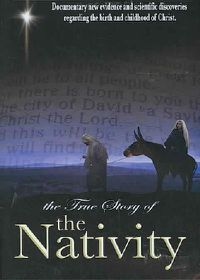 True Story of the Nativity - (Region 1 Import DVD)