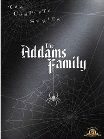 Addams Family Complete Series Box Set - (Region 1 Import DVD)