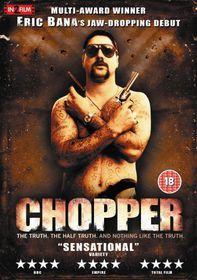 Chopper - (Import DVD)