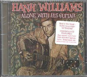 Alone with His Guitar - (Import CD)