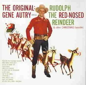 Rudolph the Red Noised Reindeer - (Import CD)