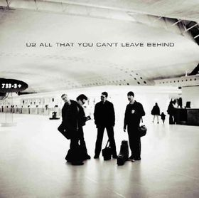 All That You Can't Leave Behind - (Import CD)