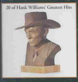 20 of Hank Williams' Greatest Hits - (Import CD)