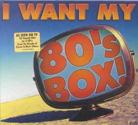 I Want My 80's Box! - Various Artists (CD)