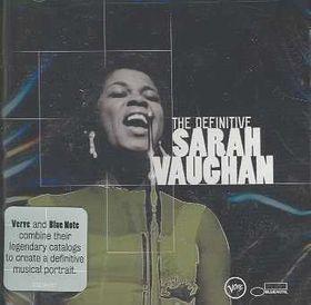 Sarah Vaughan - Definitive Sarah Vaughan (CD)