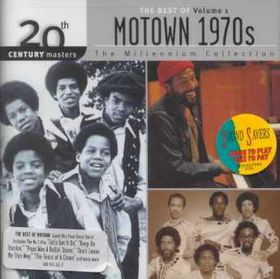 20th Century Masters:Motown 70s 1 - (Import CD)