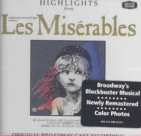 Les Miserables-Highlights - (Import CD)