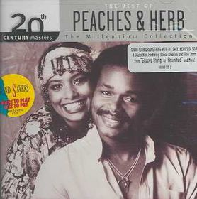 Peaches & Herb - Millennium Collection - Best Of Peaches & Herb (CD)