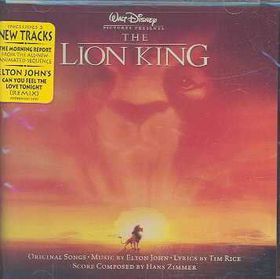 Lion King-Special Edition (OST) - (Import CD)
