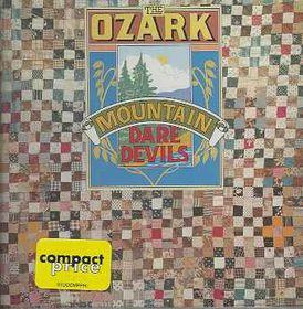 Ozark Mountain Daredevils - (Import CD)