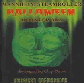 Halloween Monster Mix - (Import CD)