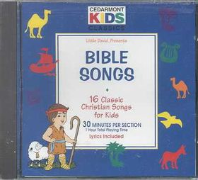 Bible Songs - (Import CD)