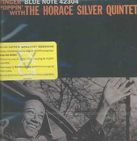 Silver Horace - Finger Poppin' - Remastered (CD)