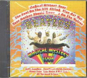 Beatles - Magical Mystery Tour (CD)