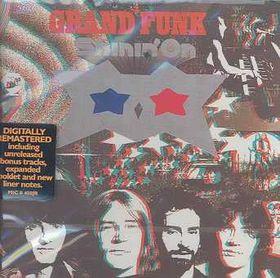 Grand Funk Railroad - Shinin' On (CD)