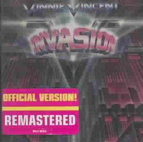 Vinnie Vincent Invasion - (Import CD)