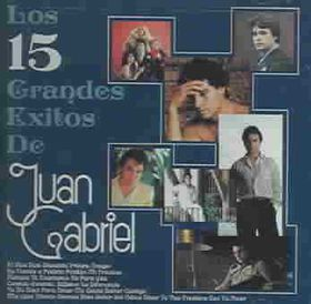 15 Grandes Exitos De Juan Gabriel - (Import CD)