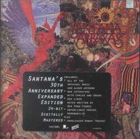 Santana - Abraxas (CD)