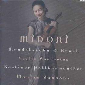 Midori / Bpo / Jansons - Violin Concertos (CD)