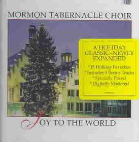 Mormon Tabernacle Choir - Joy To The World (CD)