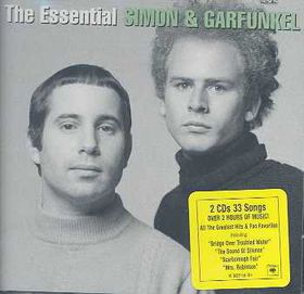 Essential Simon &garfunkel - (Import CD)