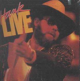Hank Live - (Import CD)